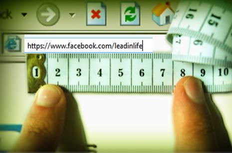 как сделать ссылку фейсбук