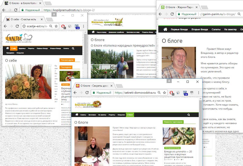 Как блог сделать сайтом