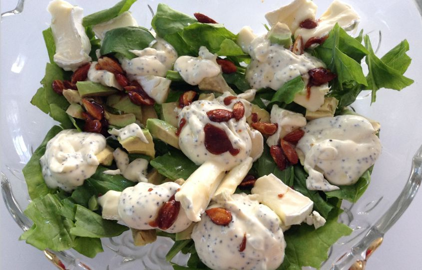 Оригинальные новые салаты рецепты с простые и вкусные
