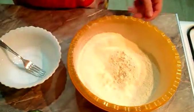Тесто для пиццы на молоке без дрожжей пошаговый рецепт