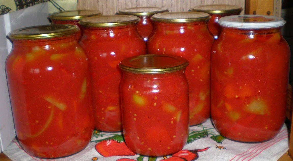 Салат на зиму рецепт свекрови