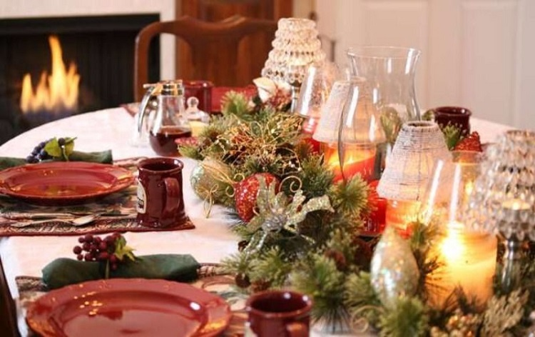 Что должно быть на новогоднем столе 2018. Меню, рецепты и блюда