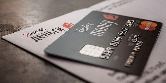 Яндекс Деньги банковская карточка