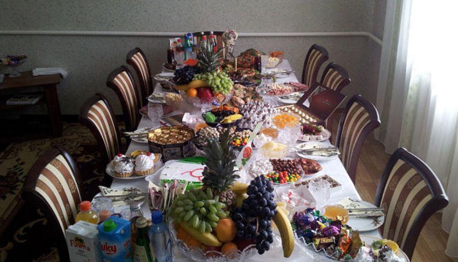 День рождения праздничные салаты