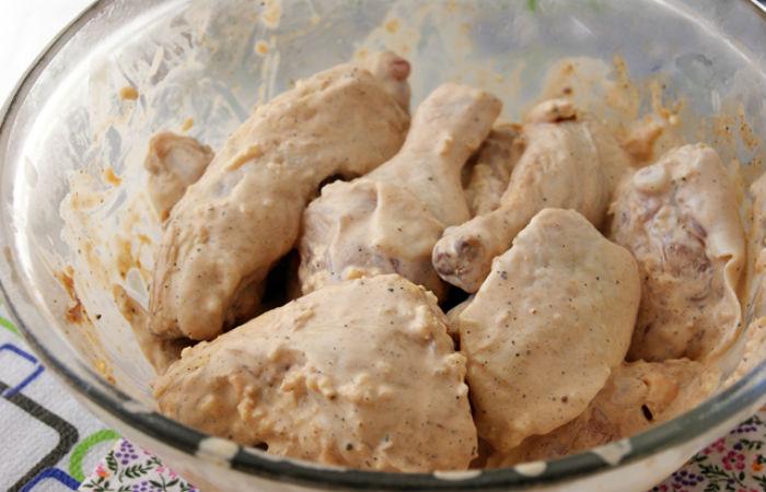 Замариновать курицу шашлыка рецепт с фото