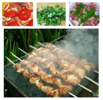 Как очень вкусно замариновать шашлык из свинины