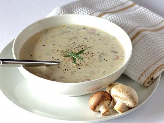 Грибной суп пюре — 7 вкусных рецептов с фото и видео