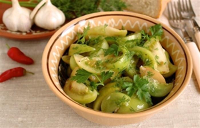 Очень вкусные зеленые помидоры на зиму — рецепты с фото пальчики оближешь