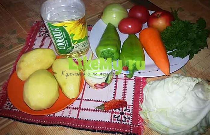 Щи из свежей капусты — пошаговый рецепт с фото