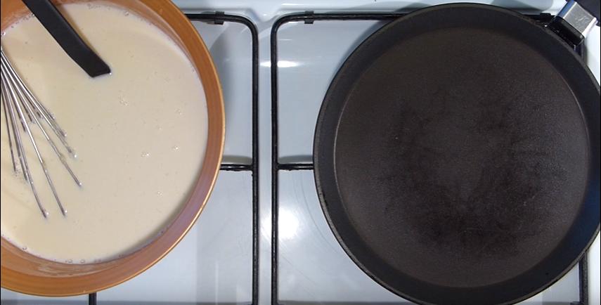 Ажурные блинчики на молоке — пошаговый рецепт вкусных блинов